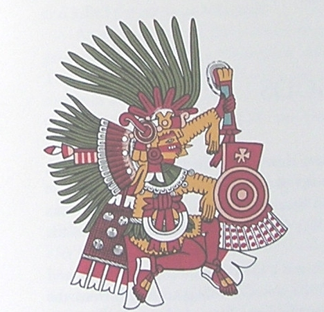Red Tezcatlipoca, also called